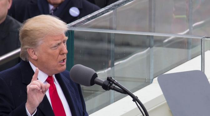 Trump's America: Impeaching the president?