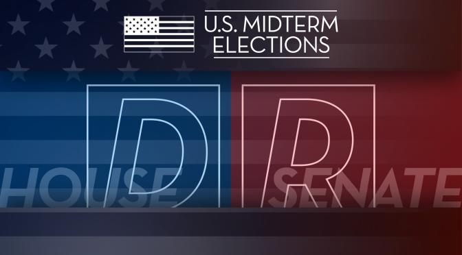 U.S. midterms: Democrats take control of the House, GOP retain the Senate