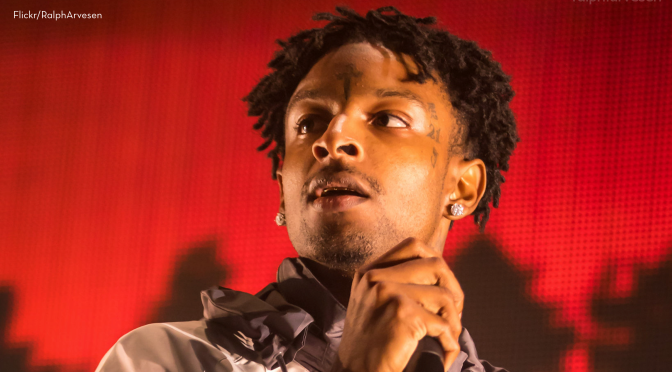 21 Savage confirms he was born in the UK and plans to fight deportation from the U.S.