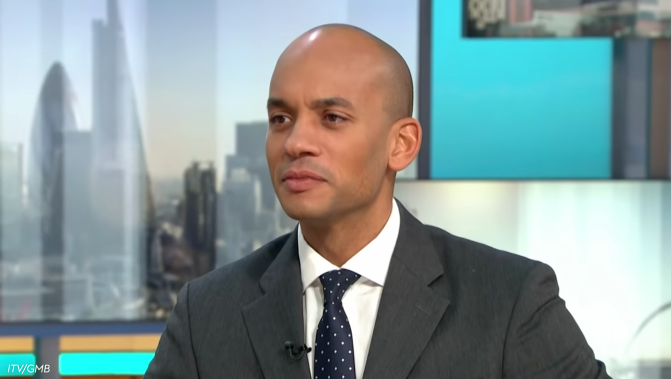 """Chuka Umunna appeals for voters to abandon """"deeply divided"""" parties and join The Independent Group"""